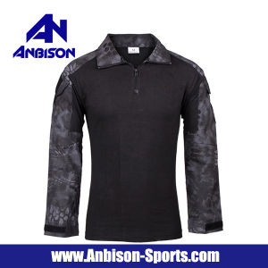 Anbison Sports Airsoft Gen2 Tactical Combat Shirt with Elbow Pads pictures & photos