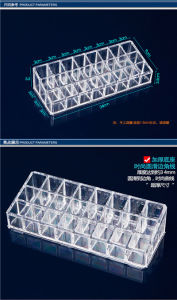 Lipstick Display Stand, Wholesale Various High Quality Lipstick Display Stand Products pictures & photos
