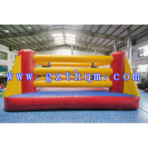 Inflatable Fighting Pitch Kids inflatable Boxing Rings/Inflatable Bouncy Boxing Rings pictures & photos