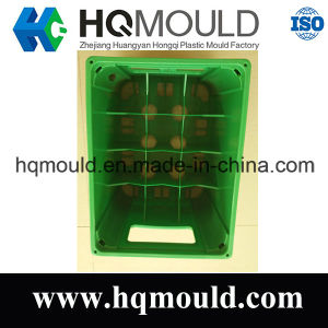 Customized Plastic 12 Bottle Beer Crate Injection Mould with High Quality pictures & photos
