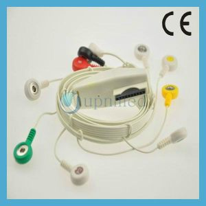 Mortara Holter ECG 10 Lead Wires Set pictures & photos