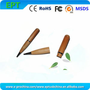Wood Flash Memory Drives USB Pen Disks (EP044) pictures & photos
