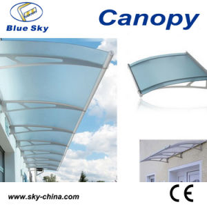 Aluminum Polycarbonate Window Canopy (B900) pictures & photos