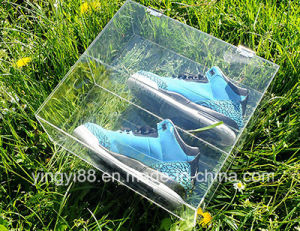 Factory Direct Sale Acrylic Shoe Display Box pictures & photos