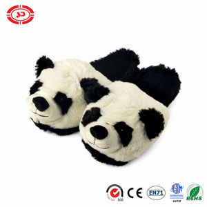 Panda Animal Plush Slippers Soft Fluffy Cute Fashion Shoe pictures & photos