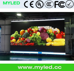 P4.8 Outdoor High Brightness HD Rental Stage Event LED Display pictures & photos