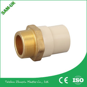 Hydraulic Adapter Scrap Brass Copper Pipe Fitting pictures & photos