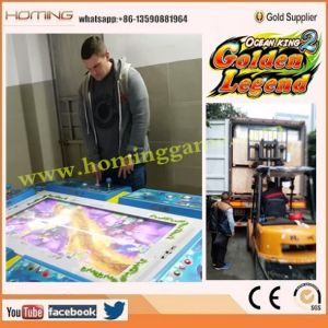 100% Igs Golden Legend Ocean King 2 Fishing Game Machine/Arcade Ocean King 2 Golden Legend Fishing Game Machine (eric@hominggame. COM)
