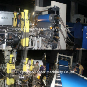 Multi-Layer Co-Extrusion Plastic PP PE PS Sheet Making Machine pictures & photos