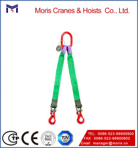 Two-Leg Industrial Grade Web Sling, Flat Lifting Sling pictures & photos