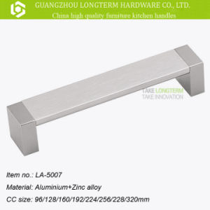 Furniture Cabinet Hardware Kitchen Aluminum Handle pictures & photos