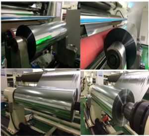 Vmbopp Film Rolls Flexible Packaging pictures & photos