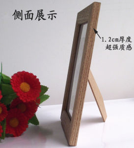 Nature Walnut Wood Picture Frame pictures & photos