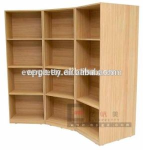 Wooden Library Book Shelf, Library Furniture, School Furniture pictures & photos