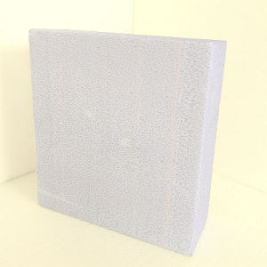 Fuda Extruded Polystyrene (XPS) Foam Board B3 Grade 500kpa Violet-Blue 20mm Thick