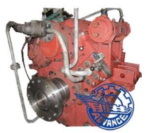 Hcq1400 Marine Gearbox for Marine Diesel Engine pictures & photos