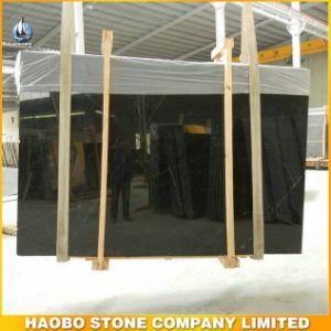China Nero Margiua Marble Slab pictures & photos
