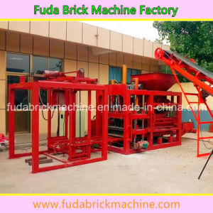 Qt4-18 Interlocking Block Machine with Automatic Hydraulic Function pictures & photos