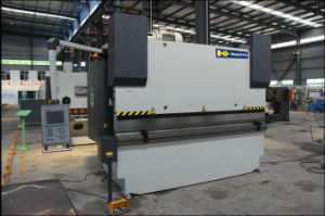 Hydraulic Aluminium Bending Machine/Hydraulic Press Brake