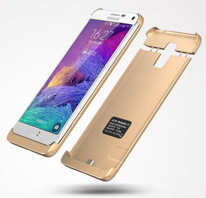 5000mA FCC Ce RoHS Certified Rechargeable Battery Case Detachable Power Bank for Note4/N9100 pictures & photos