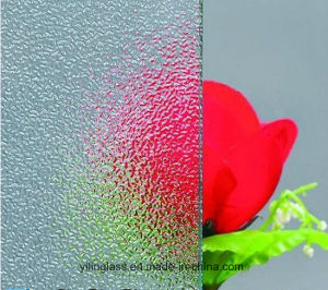 High Quality 3mm-6mm Patterned Glass pictures & photos