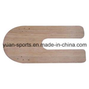 High Quality Bamboo Made Snow Board Sledge