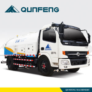 Qunfeng Water Tank Cleaning Truck pictures & photos