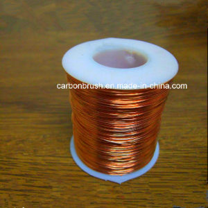 Good Conductivity Copper Wire Manufacturer for Carbon Brushes pictures & photos