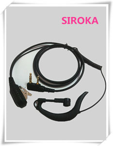 Two Way Radio Earphone High Quality Headset for Gp338 pictures & photos