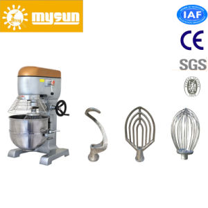 Capacity Optional Stainless Steel Cake Planetary Mixer with CE (MS70L) pictures & photos
