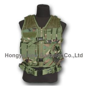 Tactical Vest with Molle System for Army (HY-V034) pictures & photos