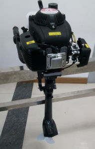 3.6HP Outbord Motor with 4 Stroke Engine pictures & photos