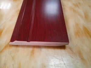 10cm Height Joint Wood Skirting Baseboard for Wood Floorings pictures & photos