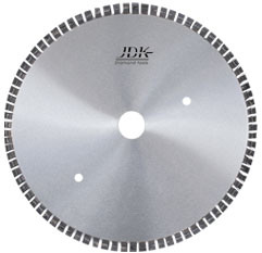 Segment Brazed Diamond Saw Blade with Good Sharpness pictures & photos