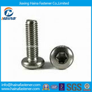 Stock ISO14583 Stainless Steel Torx Pan Head Machine Screw pictures & photos