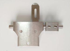 Stainless Steel Spring safety Door Bolt Qy-019 pictures & photos