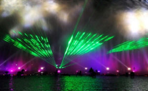 2011 Music Fountain Project in Ashdod, Israel (have water curtain acting) pictures & photos