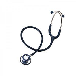 Dual-Head Home Aluminum Stethoscope (HS-703) pictures & photos