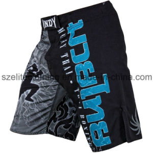 Sublimated Hayabusa Plain MMA Shorts (ELTMMJ-39) pictures & photos