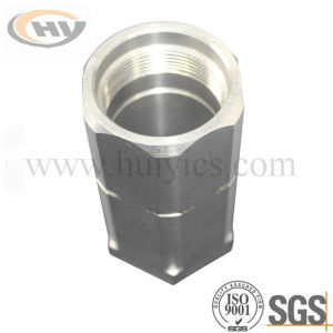 Aluminum and Blasting Pipe Fitting (HY-J-C-0004)