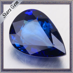 Luminous Glamour Tanzanite Blue Cubic Zirconia Gemstone for Jewelry pictures & photos