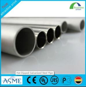 ASTM/AISI/JIS/SUS 201 304 316L Stainless Steel Ss Pipe Tube Price pictures & photos
