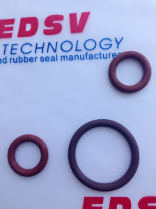 Viton Fluororubber O Rings pictures & photos