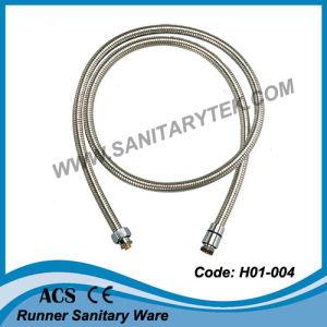 Extendable Double Lock Shower Hose (H01-004) pictures & photos