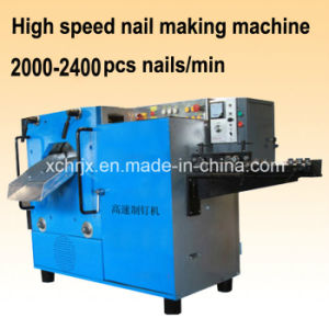 High Speed Nail Making Machine pictures & photos
