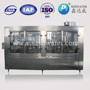 4000 Bottles Per Hour Mineral Water Automatic Filling Machine pictures & photos