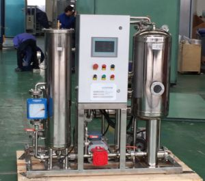 Machine Oil Purifier for Eh Hydraulic System pictures & photos