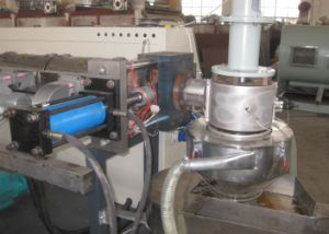 HDPE Flakes Recycling Line Waste Milk HDPE Bottle Pelletizing Line pictures & photos