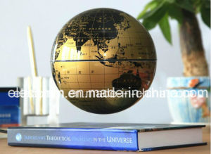 Super Quality Book Floating and Rotating World Map Globe Christmas Gift