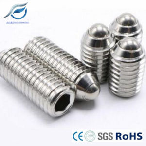 Stainless Steel Positioning Steel Ball Screws, Spring Ball Plunger pictures & photos